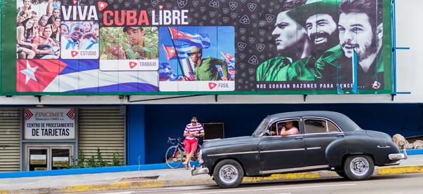 Film su Cuba: faccio un salto all'Avana